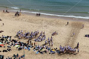 RS 4721. Beach games, Bournemouth, Dorset, UK