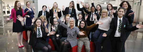 The Southern Co-operative Press Release – Students involved in Women in Business Event