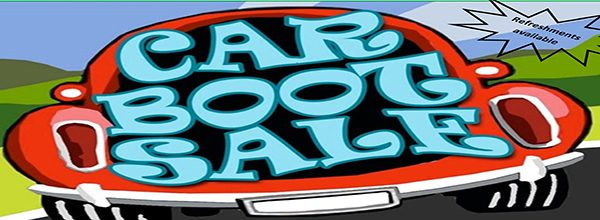 Carboot Sale on June 17th