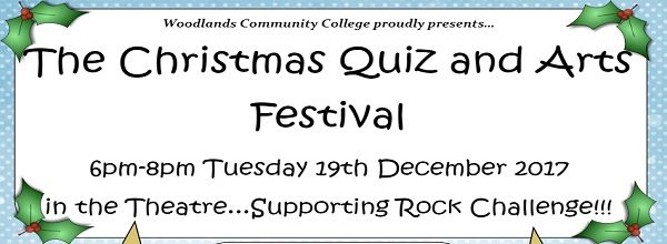 Christmas Quiz & Arts Festival