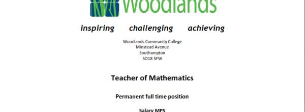 Teacher of Mathematics