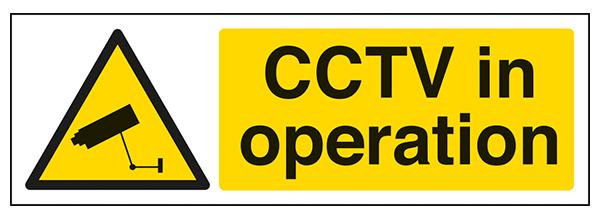 CCTV Install Letter from Mr J Henderson