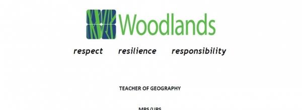 Teacher of Geography Vacancy